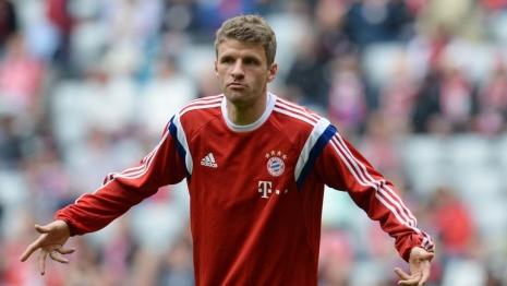 Мюллер не хочет думать о негативном сценарии в матче против «Арсенала»