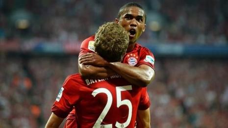 Мюллер и Коста остались в запасе на матч против «Арсенала»