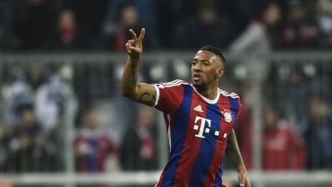 Боатенг вернулся в состав «Баварии» после травмы